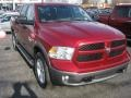 Deep Cherry Red Pearl 2013 Ram 1500 Outdoorsman Crew Cab 4x4