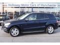 Capri Blue Metallic 2012 Mercedes-Benz ML Gallery