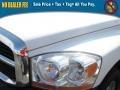 2006 Bright White Dodge Ram 1500 ST Regular Cab  photo #3
