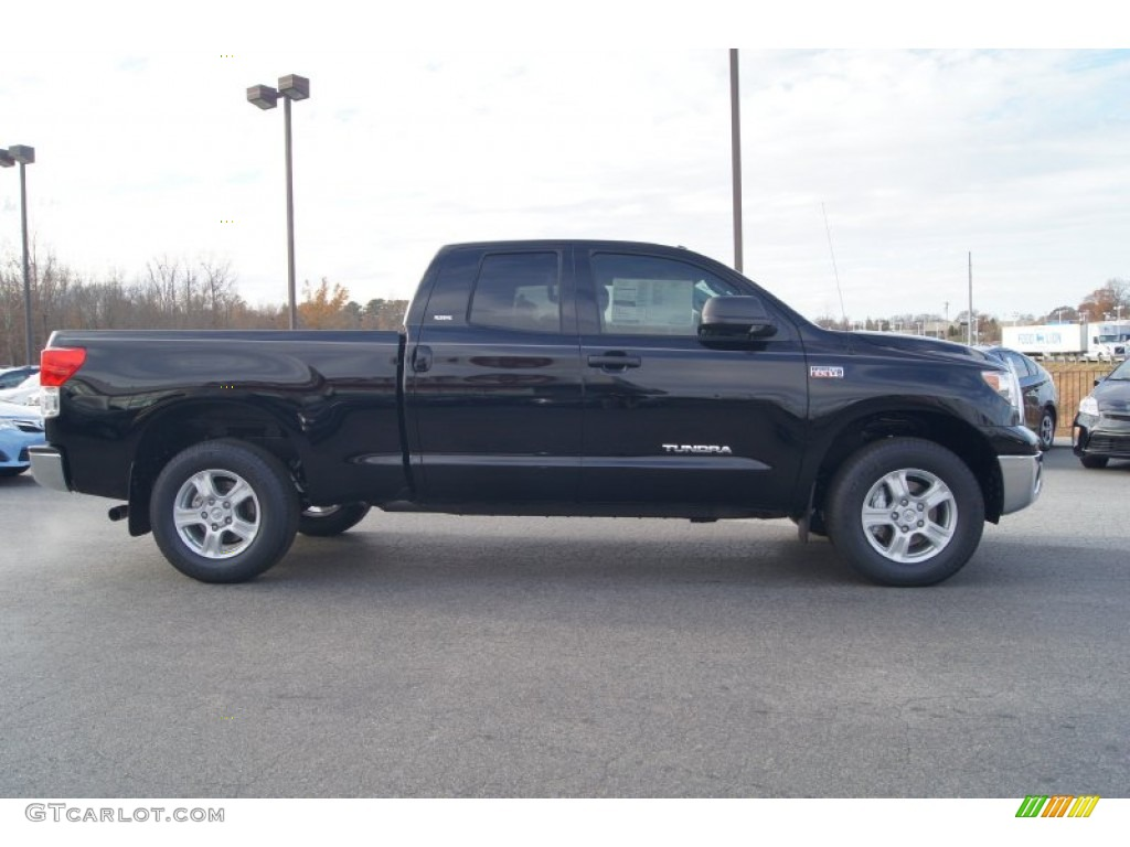 black 2013 toyota tundra sr5 double cab 4x4 exterior photo 73766783. Black Bedroom Furniture Sets. Home Design Ideas