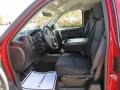 2012 Victory Red Chevrolet Silverado 1500 LT Extended Cab  photo #10