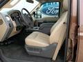 2012 Golden Bronze Metallic Ford F250 Super Duty Lariat Crew Cab 4x4  photo #25