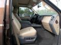2012 Golden Bronze Metallic Ford F250 Super Duty Lariat Crew Cab 4x4  photo #36