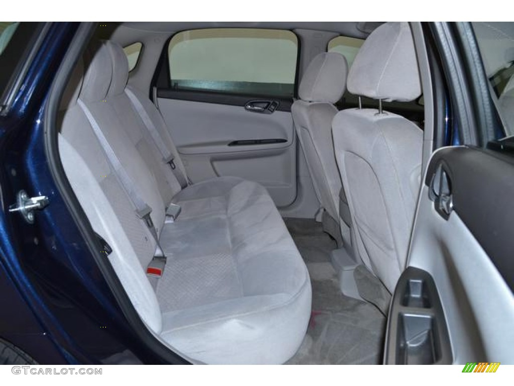 Gray Interior 2011 Chevrolet Impala Lt Photo 73774694