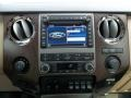 2012 Golden Bronze Metallic Ford F250 Super Duty Lariat Crew Cab 4x4  photo #46