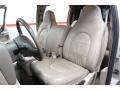 Medium Prairie Tan 1999 Ford F350 Super Duty Lariat Crew Cab 4x4 Dually Interior Color