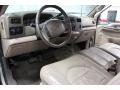 Medium Prairie Tan 1999 Ford F350 Super Duty Interiors