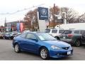 2006 Vivid Blue Pearl Acura RSX Sports Coupe #73750532