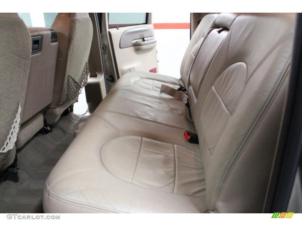 1999 Ford F350 Super Duty Lariat Crew Cab 4x4 Dually Interior Color Photos