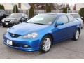 2006 Vivid Blue Pearl Acura RSX Sports Coupe  photo #7