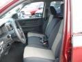 Dark Slate Gray/Medium Graystone 2012 Dodge Ram 1500 Interiors