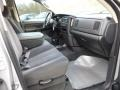 2002 Dodge Ram 1500 Dark Slate Gray Interior Interior Photo