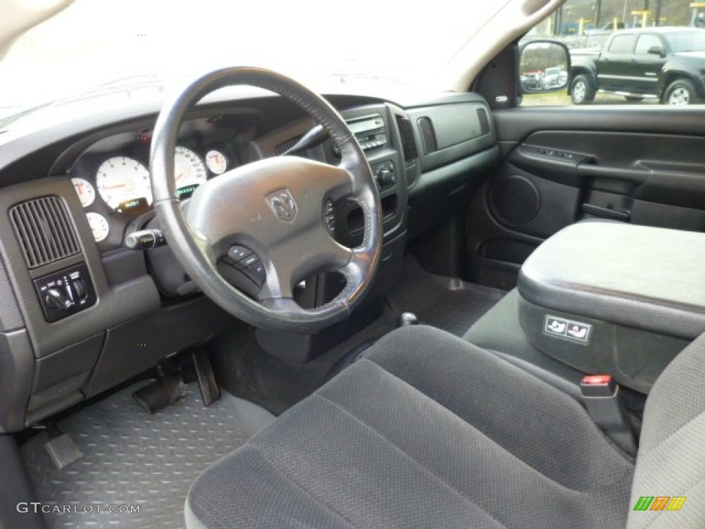 2002 dodge ram 1500 slt quad cab 4x4 interior color photos