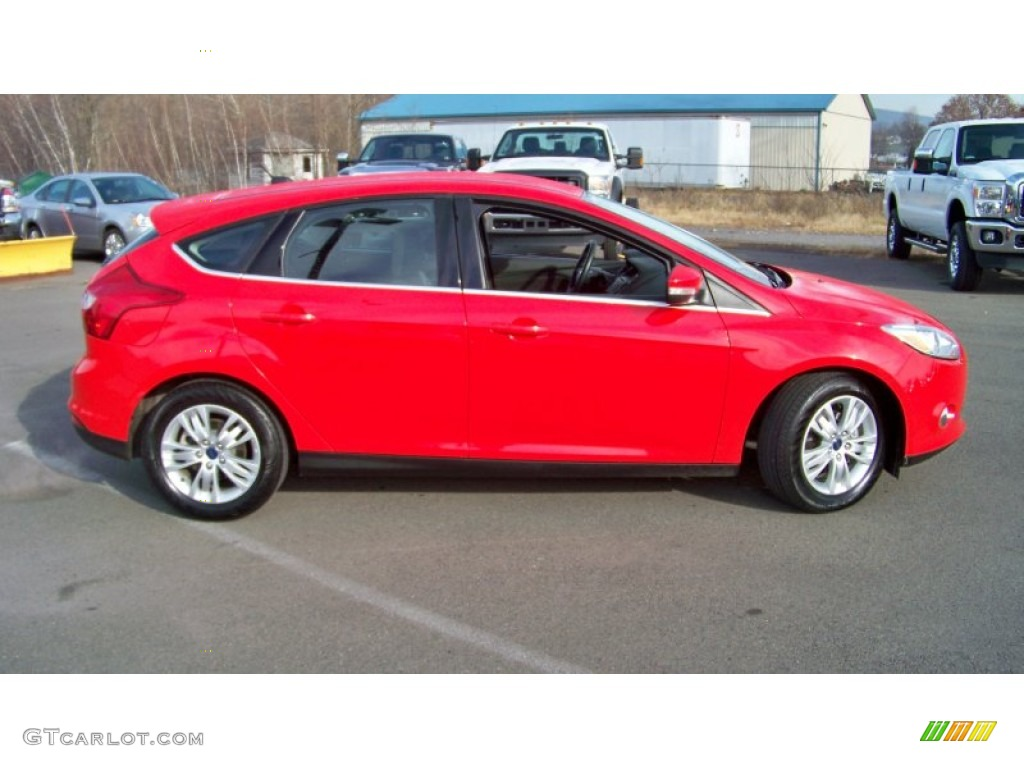 Race Red 2012 Fo...2009 Ford Focus Sel Specs