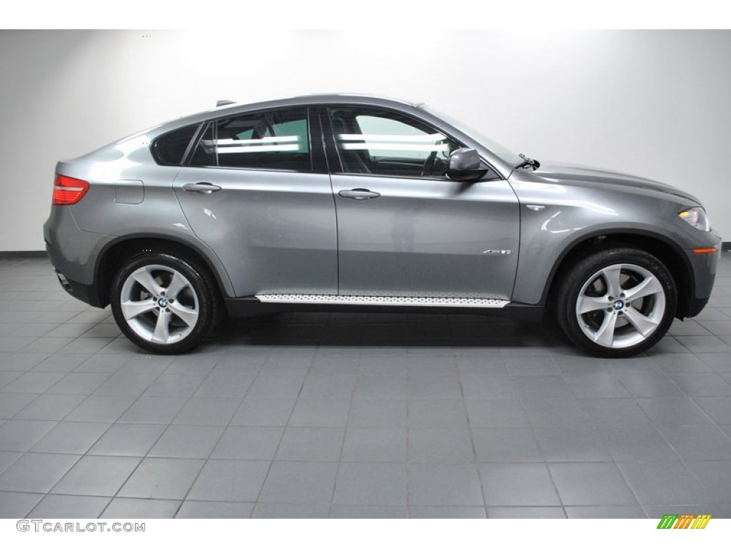 Space Grey Metallic 2009 Bmw X6 Xdrive50i Exterior Photo