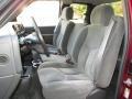 Dark Charcoal Front Seat Photo for 2004 Chevrolet Silverado 1500 #73796936