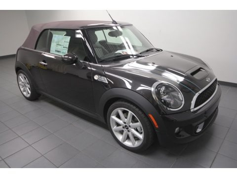 2013 mini cooper s convertible highgate package data info and specs. Black Bedroom Furniture Sets. Home Design Ideas
