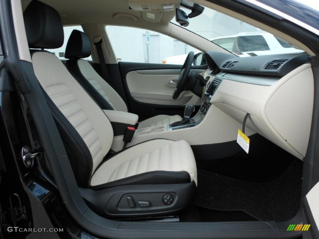 2012 Volkswagen CC Sport Interior Photos   GTCarLot.com
