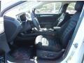 2013 Oxford White Ford Fusion Hybrid SE  photo #6