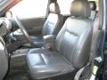 2006 GMC Canyon Dark Pewter Interior Front Seat Photo