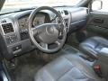 2006 GMC Canyon Dark Pewter Interior Prime Interior Photo