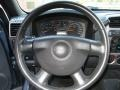 2006 GMC Canyon Dark Pewter Interior Steering Wheel Photo