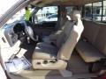 2005 Ford F250 Super Duty Tan Interior Interior Photo