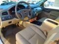 Light Cashmere/Dark Cashmere Prime Interior Photo for 2013 Chevrolet Silverado 1500 #73850762