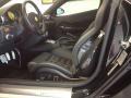 2007 Ferrari 599 GTB Fiorano Nero (Black) Interior Interior Photo