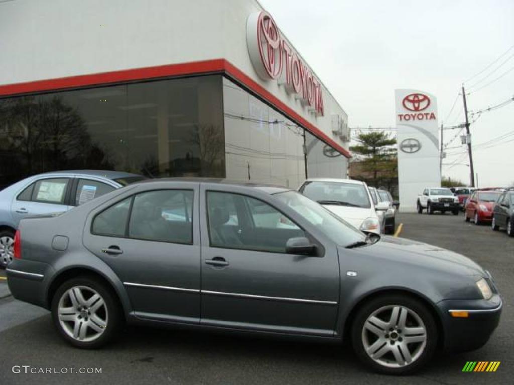 2004 platinum grey metallic volkswagen jetta gls 1 8t sedan 7356958 car color. Black Bedroom Furniture Sets. Home Design Ideas