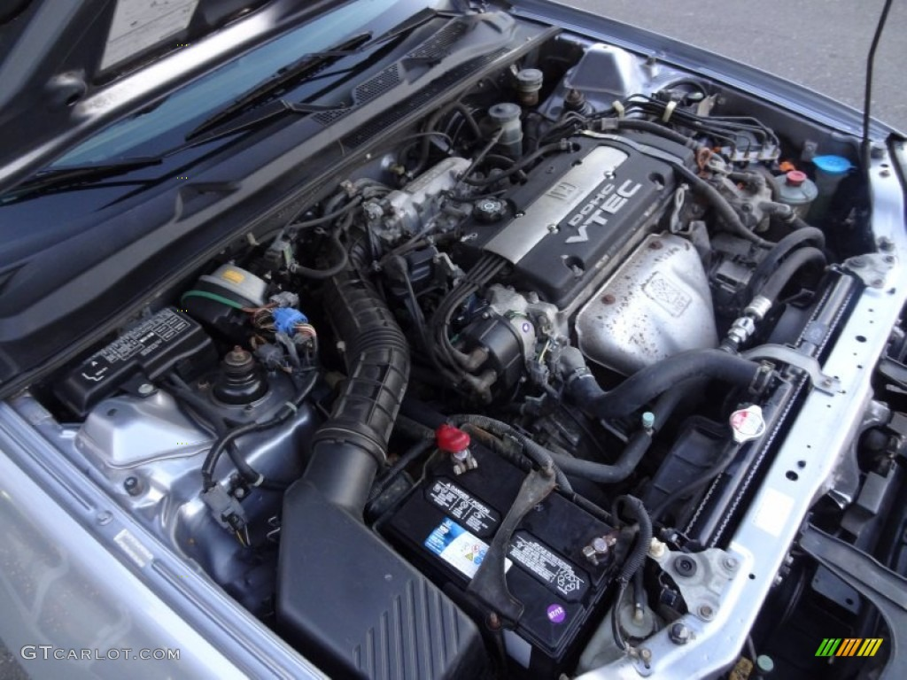 2000 honda prelude engine
