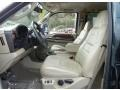 Tan 2006 Ford F250 Super Duty Interiors