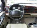 2006 Ford F250 Super Duty Tan Interior Dashboard Photo