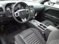 Dark Slate Gray Prime Interior Photo for 2013 Dodge Challenger #73862636