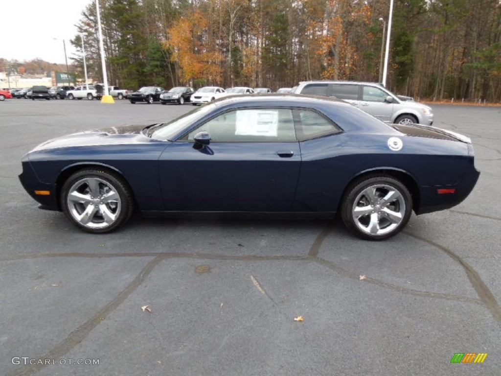 2018 Dodge Challenger Jazz Blue Pearlcoat 2018 Dodge Reviews