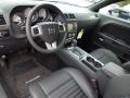 Dark Slate Gray Prime Interior Photo for 2013 Dodge Challenger #73863023
