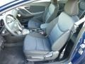Blue Front Seat Photo for 2013 Hyundai Elantra #73869269