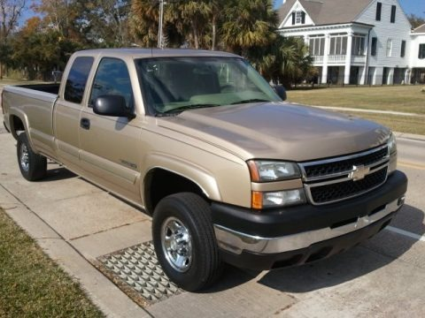 2006 chevrolet silverado 2500hd ls extended cab data info and specs. Black Bedroom Furniture Sets. Home Design Ideas