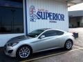 2013 Circuit Silver Hyundai Genesis Coupe 2.0T Premium  photo #6