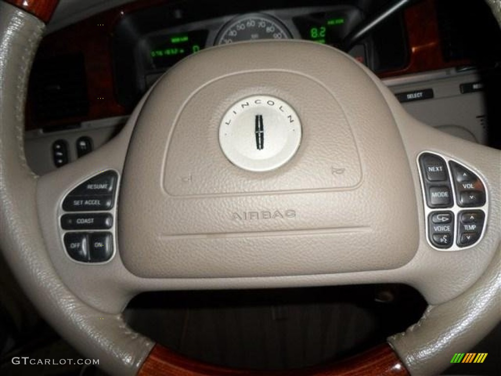 2004 lincoln town car ultimate l controls photos. Black Bedroom Furniture Sets. Home Design Ideas