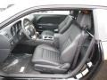 Dark Slate Gray Front Seat Photo for 2013 Dodge Challenger #73887587