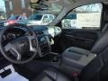 Ebony Interior Photo for 2013 Chevrolet Silverado 1500 #73891850