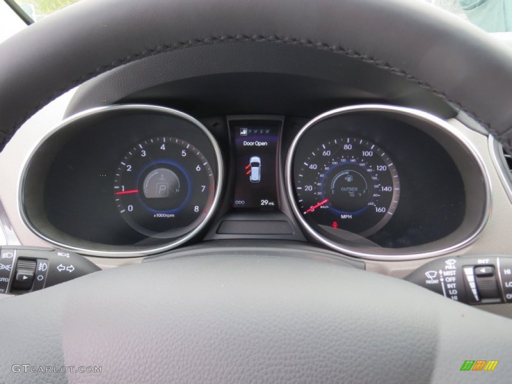 2013 Hyundai Santa Fe Sport 2 0t Gauges Photo 73892827