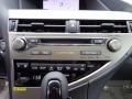 Light Gray/Ebony Birds Eye Maple Audio System Photo for 2013 Lexus RX #73895138