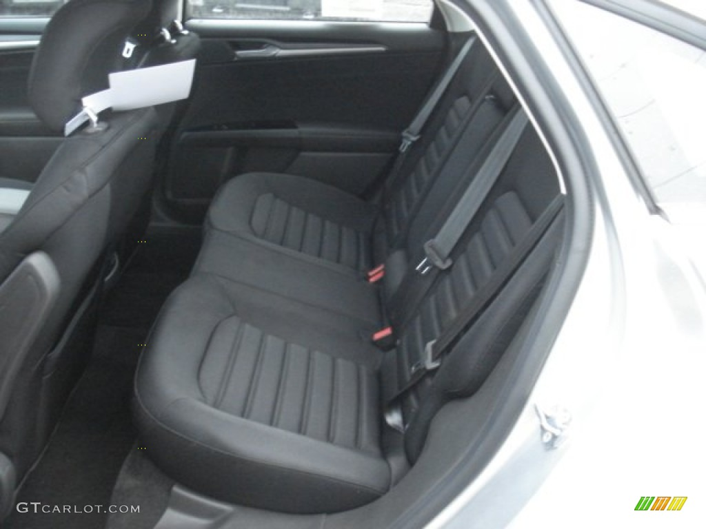 2013 Ford Fusion Hybrid Interior Colors