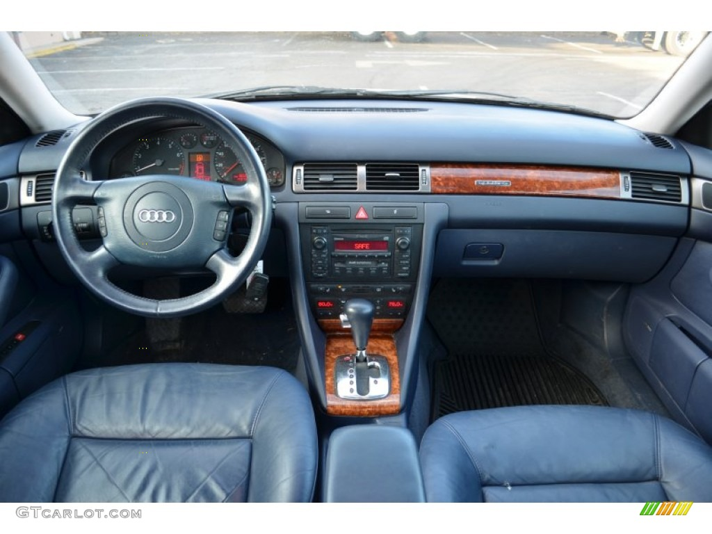 2000 Audi A6 2.7T quattro Sedan Dashboard Photos | GTCarLot.com