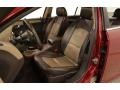 Cocoa/Cashmere Beige Front Seat Photo for 2008 Chevrolet Malibu #73907174