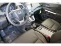 2013 White Diamond Pearl Honda CR-V EX-L AWD  photo #10