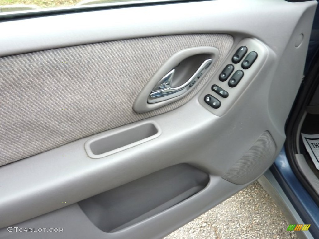 2001 mazda tribute lx v6 4wd door panel photos. Black Bedroom Furniture Sets. Home Design Ideas
