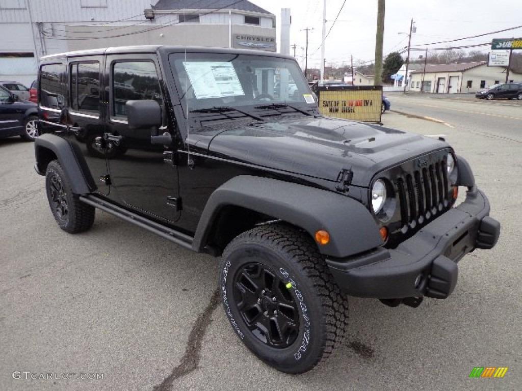 black 2013 jeep wrangler unlimited sahara 4x4 exterior photo 73928463. Black Bedroom Furniture Sets. Home Design Ideas